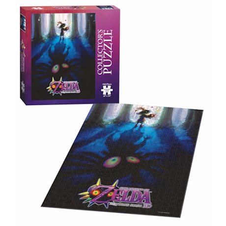 The Legend of Zelda™ Majora's Mask #1 550 Piece Puzzle