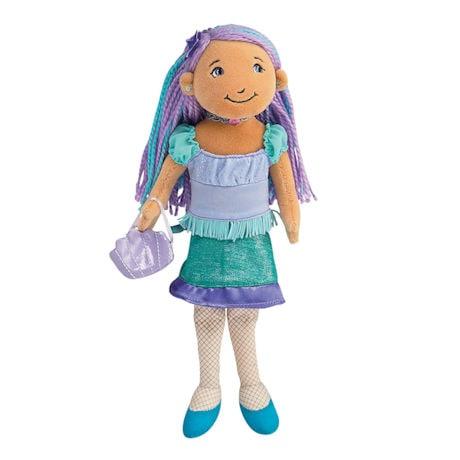 Manhattan Toy Goovy Girls Maddie Mermaid Fashion Doll