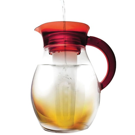The Big 1 Gallon Pitcher with Stainless Steel Brew Core