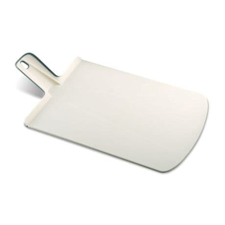 Joseph Joseph Brand Chop2Pot Plus Small White Folding Cutting Board