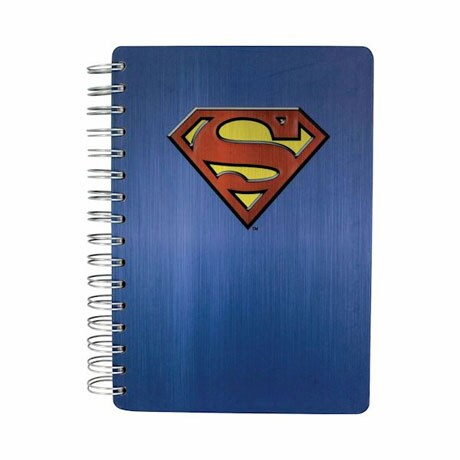 DC Comics Superman Notebook and Journal - By Paladone