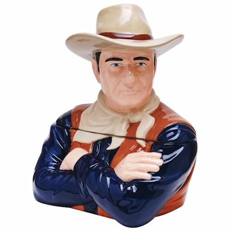 John Wayne Cookie Jar
