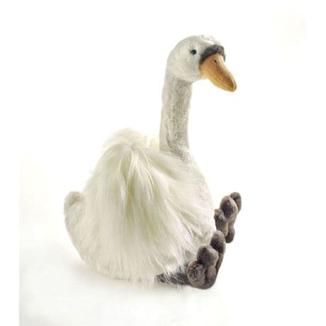 Jellycat Mad Pets Soft Plush Toy - Solange Swan