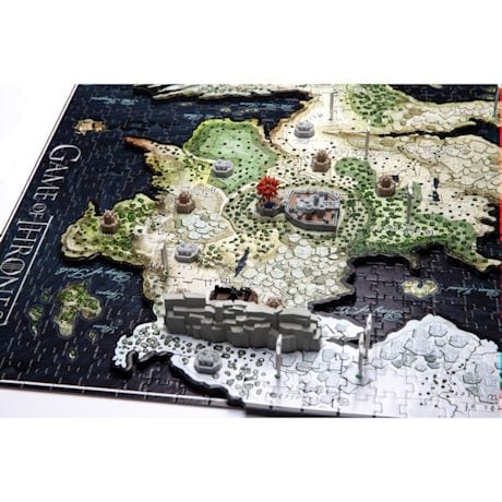 4D Game of Thrones Puzzles - Westeros