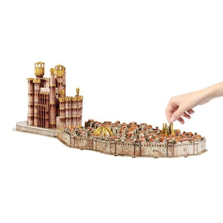 3D Game of Thrones Puzzles - King's Landing
