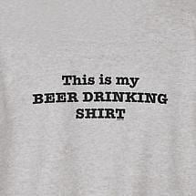 This Is My Beer Drinking Shirt Shirt
