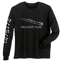 The Magic Flute Long Sleeve T-Shirt