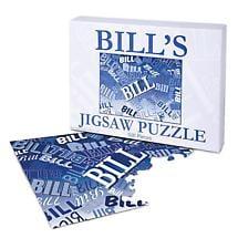 Bill Jigsaw Puzzle