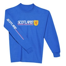International Pride Long Sleeve Shirt - Scotland