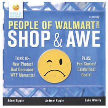 People Of Walmart: Shop & Awe Book