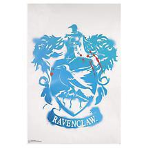 Hogwarts House Crest - Ravenclaw (Blue)