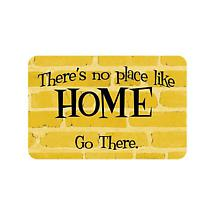 No Place Like Home Go There Doormat