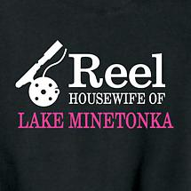 Personalized Reel Housewife Shirt