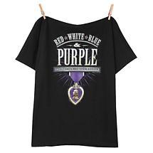 Purple Heart Shirt