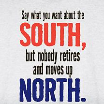 Say What You Want About The South T-Shirt