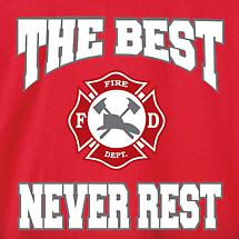 The Best Never Rest T-Shirt