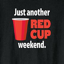 Red Cup Weekend T-Shirt