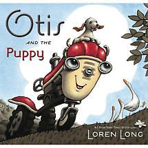 Otis And The Puppy Book