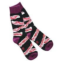 Mens Bacon Socks