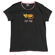 Cat Nap Lounge Set - T-Shirt