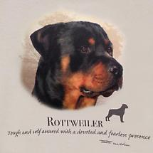 Dog Breed Shirts - Rotweiller