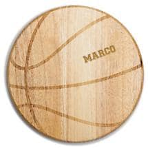 Personalized Basketball Cutting Boards