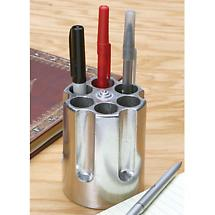 Revolver Gun Cylinder Pen & Pencil Holder