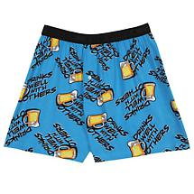 Comical Boxers - Drinks Well