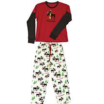 Moosletoe PJ T-Shirt & Pants Set