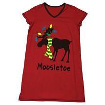 Moosletoe Sleepshirt