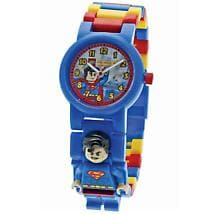 Customizable Lego Superman Watch for Kids