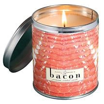 Smoked Bacon Candle