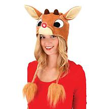 Rudolph® The Red-Nosed Reindeer Light Up Hat