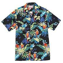 Parrot Camp Hawaiian Shirt