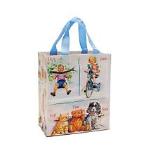 Dick & Jane Waterproof Lunch Bag