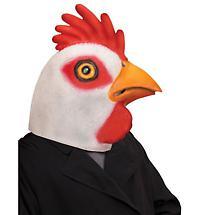 Chicken-Head Mask