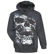 Break-Out Skull Hooded Sweatshirt