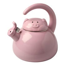 Whistling Pig Teakettle