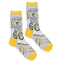 Vintage-Style Art Socks - Hellraiser