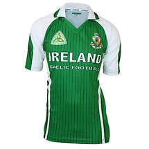 Croker Ireland Soccer Jersey Gaelic Football Design