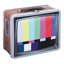 Classic Rock Lunchboxes- Vintage TV