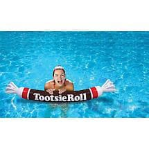 Giant Officially Licensed Pool Noodle - Tootsie Roll