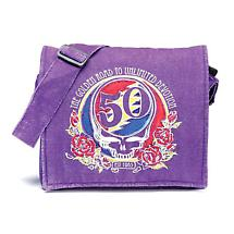 Grateful Dead 50th Anniversary Stonewash Bag