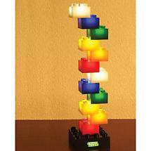 LED Light Up Building Blocks Set of 36