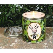 Camo Hunter Candle