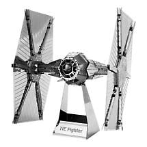 Star Wars Metal Earth Laser Cut Tie Fighter Model