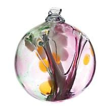 Handblown Glass Orbs- Love
