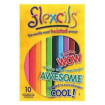 Flexcils Colored Pencils- 10 Pack