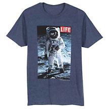 Life Magazine Space T-Shirt- Astronaut