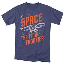 Star Trek T-Shirt- Final Frontier